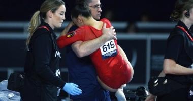 Cât va lipsi Larisa Iordache din sala de gimnastică