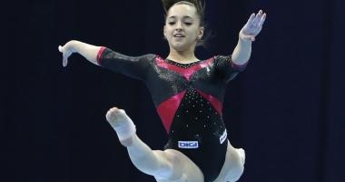 GIMNASTICĂ / Larisa Iordache va participa la Cupa Mondială de la Stuttgart