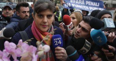 """Laura Codruța Kovesi: """"Acuzațiile sunt pure fabulații. Nu am comis niciodată fapte penale"""""""