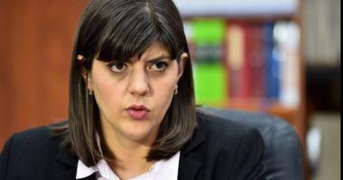 Laura Codruţa Kovesi nu se retrage din cursa pentru funcţia de procuror-şef european