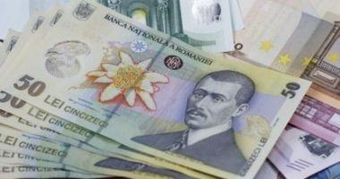 Euro a cedat 0,03% în lupta cu leul
