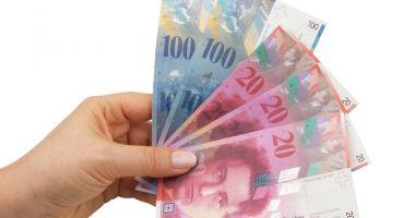 Francul e mai puternic cu 0,20% în confruntarea cu leul
