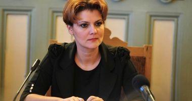 Lia Olguța Vasilescu, noul purtător de cuvânt al PSD
