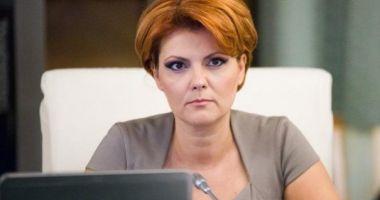 Pe cine propune PSD la Ministerul Dezvoltării după retragerea Olguței Vasilescu