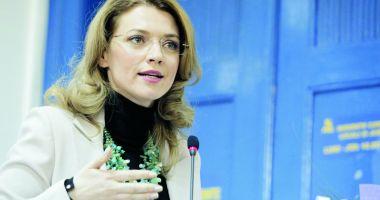 Liberala Alina Gorghiu cere demisia ministrului de Interne