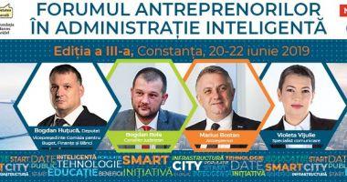 """Liberalii constănțeni, gazde ale """"Forumului antreprenorilor în administrația inteligentă"""""""