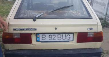 Raritate! O Dacie 1325 Liberta poate deveni vehicul istoric? GALERIE FOTO