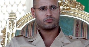 Libia: Unul dintre fiii fostului dictator Muammar Gaddafi şi-a anunţat candidatura la alegerile prezidenţiale