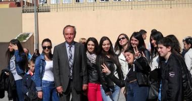 Opt liceeni din Hârşova au trăit experienţa vieţii lor
