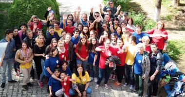 """Profesori şi elevi din Europa, în vizită la Liceul """"Ioan Cotovu"""" din Hârşova"""