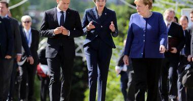 Liderii UE, uniţi asupra necesităţii păstrării acordului nuclear iranian