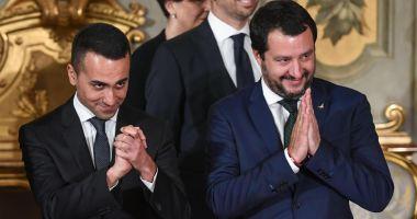 Liderii populişti ai Italiei neagă existenţa unor planuri de ieşire din UE
