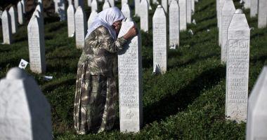 Liderul sârbilor bosniaci, Milorad Dodik, neagă genocidul de la Srebrenica