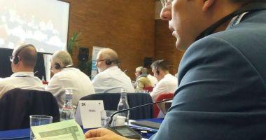 Liderul CJC, Marius Horia Țuțuianu, ia lecții despre protecția mediului