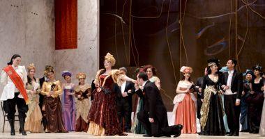 """""""Liliacul"""" şi """"Magic Swing"""",  pe scena Teatrului  """"Oleg Danovski"""""""