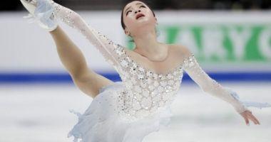 Scandal la Mondialele de patinaj. O sud-coreeancă acuză pe americanca Mariah Bell că a tăiat-o la picior