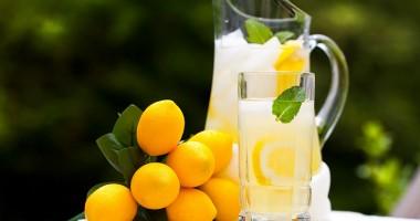 Un pahar de limonadă pe zi  ţine cancerul la distanţă
