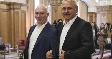Liviu Dragnea şi Codrin Ştefănescu înfiinţează un nou partid.