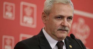 Liviu Dragnea, anunţ despre candidatura sa la preşedinţie