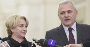 Comitetul Executiv Naţional al PSD face bilanţul guvernării Viorica Dăncilă