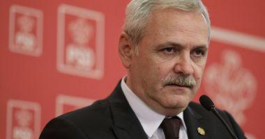 """Liviu Dragnea: """"Referendumul este o păcăleală a lui Iohannis"""""""
