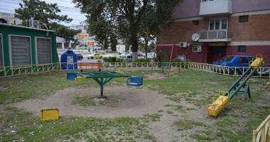 Când va avea Constanţa locuri de joacă moderne pentru copii?