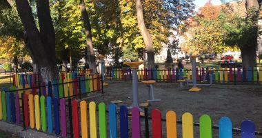 Alte locuri de joacă pentru copii, amenajate la Constanța