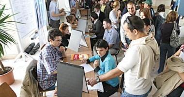 ANOFM/ A crescut, din nou, rata şomajului