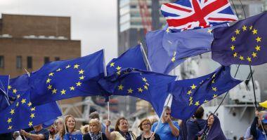 Londra anunţă progrese în negocierile cu UE privind serviciile financiare