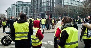 "Manifestație a ""vestelor galbene"" și la Londra"