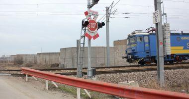 Tragedie în gara Saligny: un bărbat s-a aruncat în fața trenului
