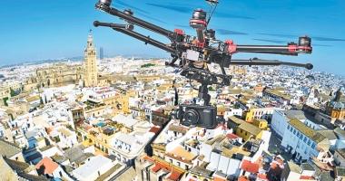 Lovitură dură pentru posesorii de drone. Nu au voie să le ridice în aer în oraș sau în orice localitate