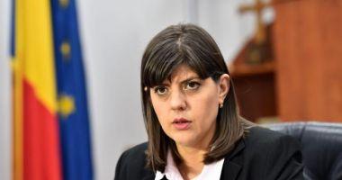 Laura Codruţa Kovesi: Nu sunt un om perfect, dar niciodată nu am încălcat legea