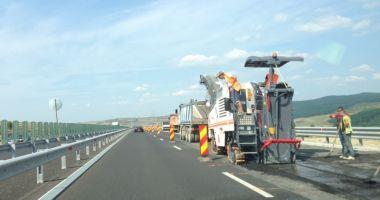 Trafic restricționat pe Autostrada Soarelui, sensul spre București