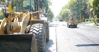 Reabilitarea tramei stradale, prioritară pentru primarul Marian Iordache