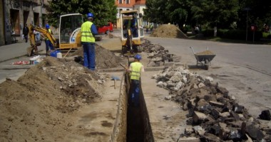 La Murfatlar, vor fi modernizate 10 străzi din oraş