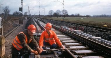 Încep lucrările de modernizare pe calea ferată Simeria - Arad