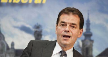 Ludovic Orban: PNL va iniţia revocarea lui Liviu Dragnea din funcţia de preşedinte al Camerei Deputaţilor
