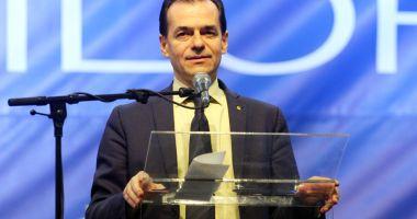 Ludovic Orban: PNL este coerent, unitar şi în luptă cu PSD