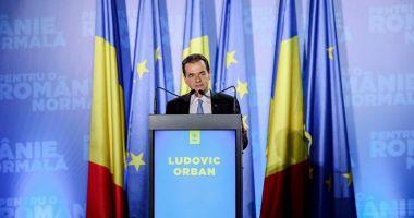 """Ludovic Orban: """"Nu se vor suspenda cursurile în şcolile închise pentru alegeri"""""""