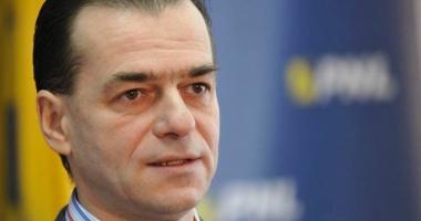 Ludovic Orban vrea să transforme PNL într-o formaţiune cu iniţiativă