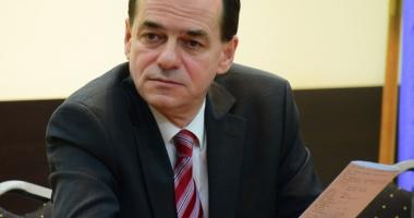 Ludovic Orban, cu gândul la şefia PNL, şi-a început campania la Constanţa