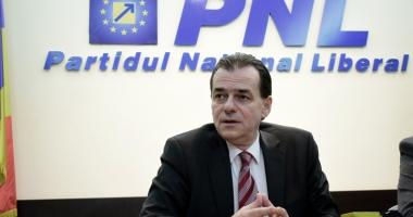 Ludovic Orban: PNL va vota împotriva Guvernului Dăncilă