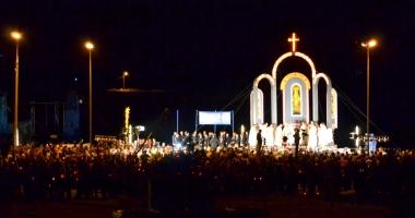 Locuitorii din Mangalia vor lua lumina Învierii din Portul Mangalia