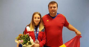 Luptătoarea din Mangalia, Andreea Ana, s-a transferat la CSA Steaua.