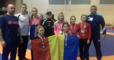 Luptătorii constănţeni au impresionat la Campionatul Balcanic