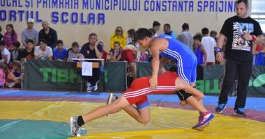 Luptătorii constănţeni vor să închidă sezonul pe podiumul Cupei României