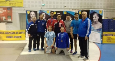 Luptătorii constănţeni s-au întors victorioşi de la Campionatul Naţional