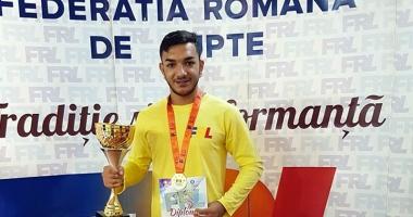 Luptătorii constănţeni, medaliaţi cu aur la Campionatul Naţional pe echipe
