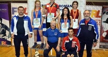 Luptătorii constănţeni au strălucit la Cupa României